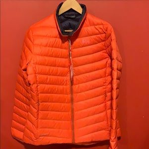 NEW Helly Hansen Down Jacket